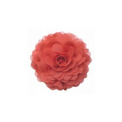 Coral Chiffon Corsage fra Urban Hippies - Accessories