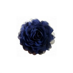 Navy Chiffon Corsage fra Urban Hippies - Accessories