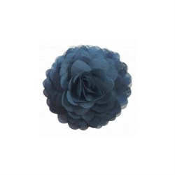 Dark storm chiffon corsage fra Urban Hippies - Accessories