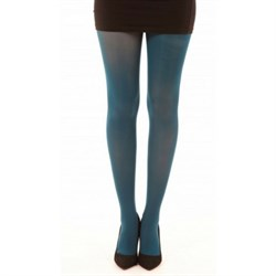 Pamela Mann strømpebukse50 Denier Tights Dark Teal