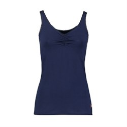 Tante Betsy Camisole TOP viscose solid Dark Blue