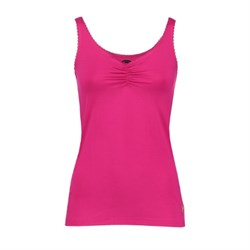 Tante Betsy Camisole TOP viscose solid Pink